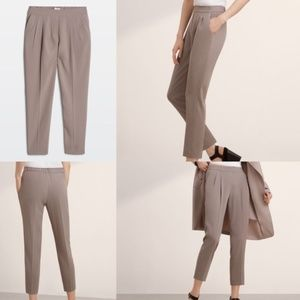 Aritzia Cohen Pants in Modern Taupe